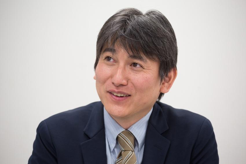 美崎栄一郎、プロフィール写真