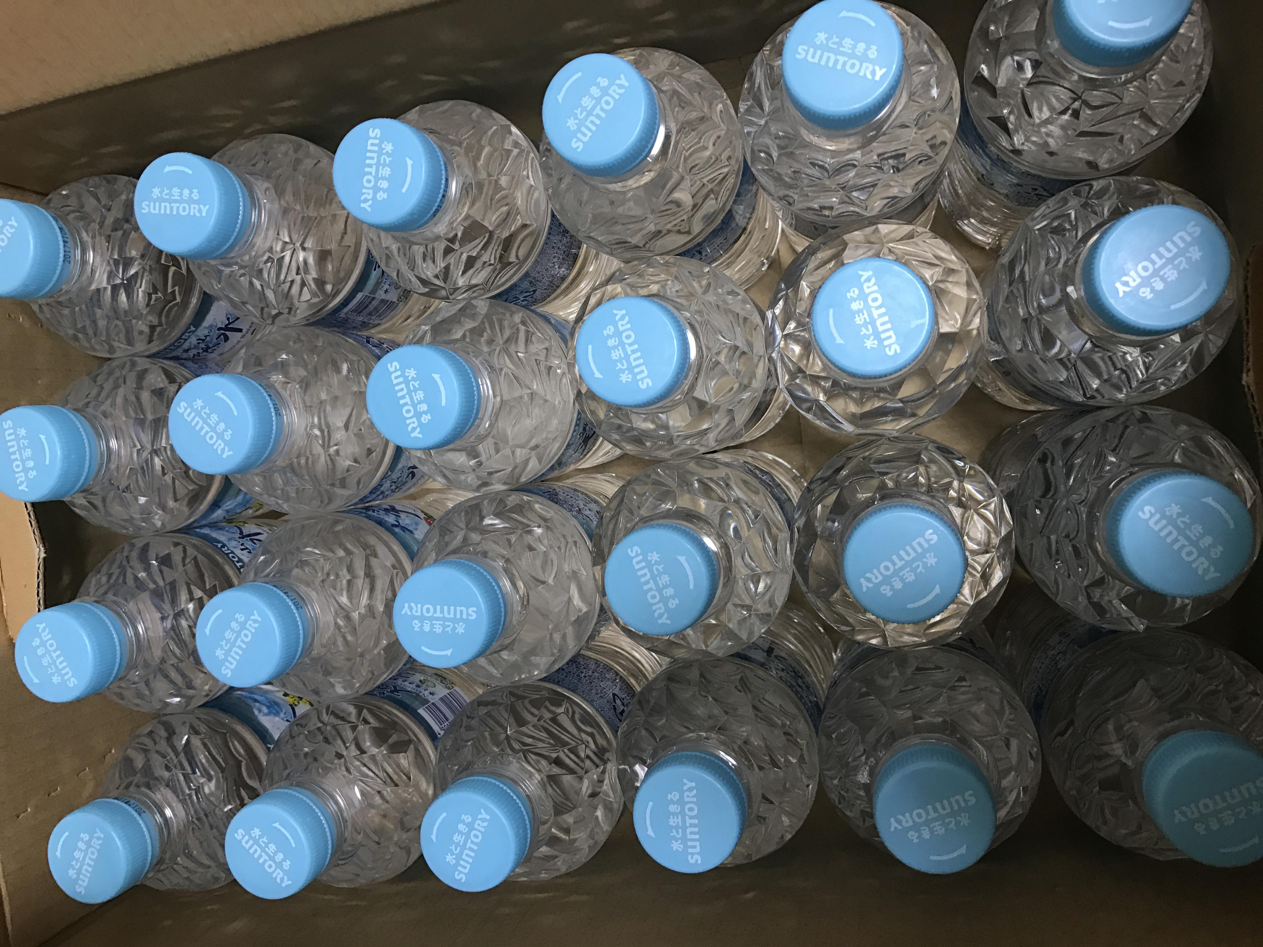 講演の準備物で忘れがちなモノは?「水」です